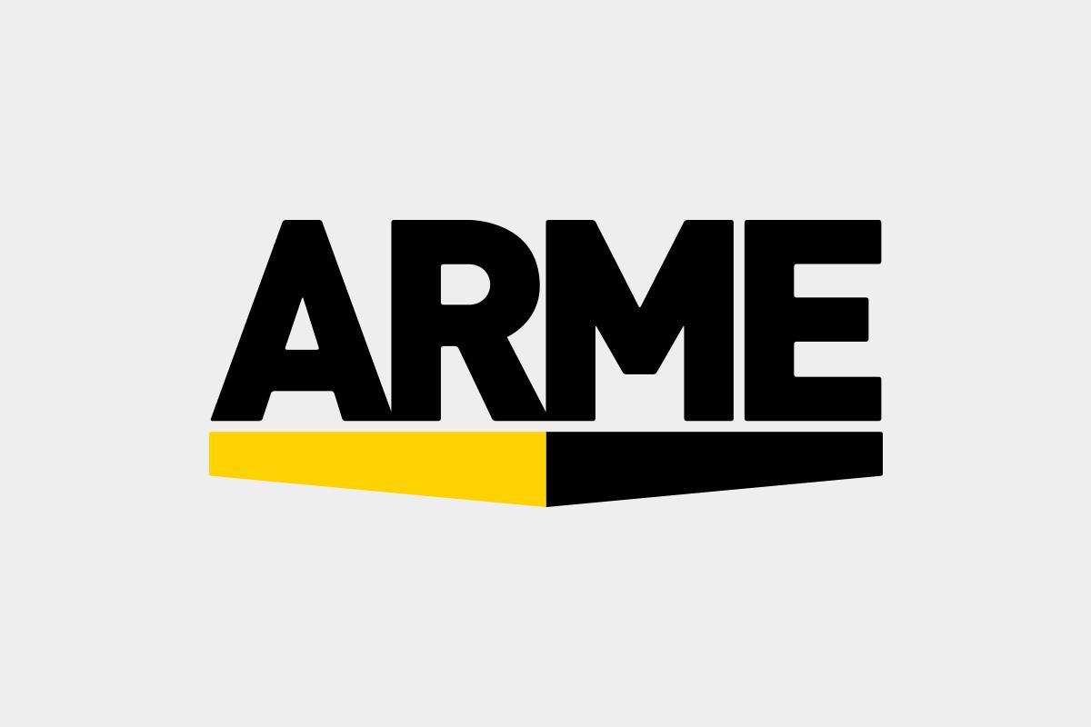 Arme — Arme Logo — Nordenswan & Siirilä: www.nordenswansiirila.fi/en/work/arme/arme-logo